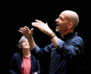 The Singing Soul: Improvisational A Capella with David Hatfield Fall 2019 Series