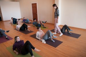 FREE:Anat Baniel Method Neuromovement for Healthy Backs, Necks and Shoulders @ Hillcrest Community Centre