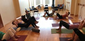 Spinefulness Weekly Practice Class with Eve Johnson